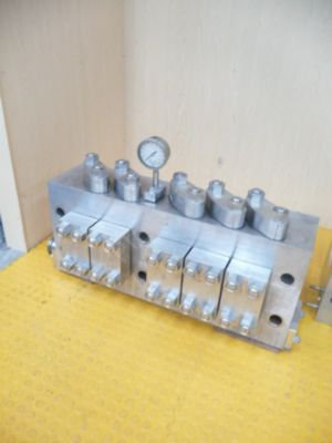 APV Gaulin MC120 2TPS 27300 LPH Homogeniser Spare Head with Piston & Springs
