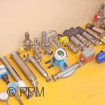 Range of Different Valves, Flow Meters and Spares