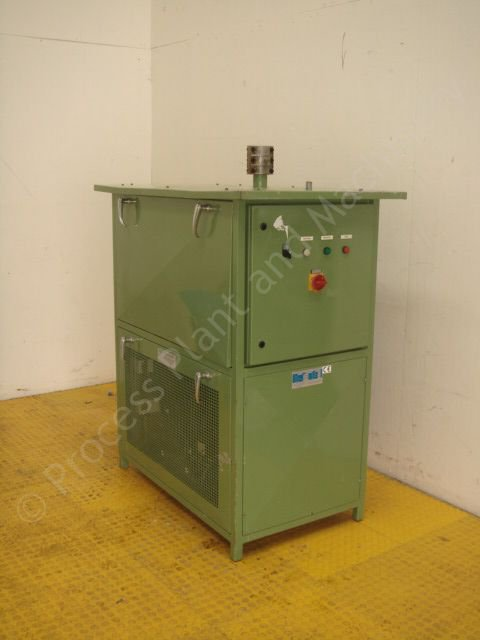 Air Drying Units : Weisshaar air cooling and drying unit ppm ltd