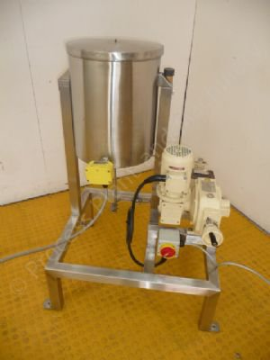 Dosing Pump and Stainless Steel Dosing Tank
