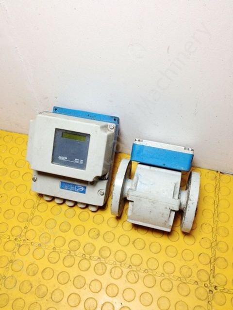 Fischer Storage Heaters >> Bailey Fischer & Porter Flow Meter with Display Drive|PPM Ltd
