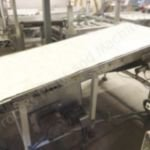 Stainless Steel Belt Driven Conveyor
