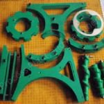 Various Dawson Filling Machine Spare Parts
