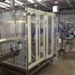 12-4 Fogg Bottle Filling line with Integrated Capper