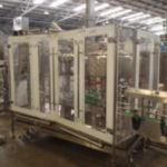 18-5 Fogg Bottle Filling line with Integrated Capper and Bottle Inverter