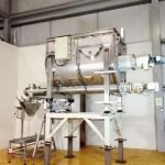 ~2Te Stainless Steel Powder Blending Plant