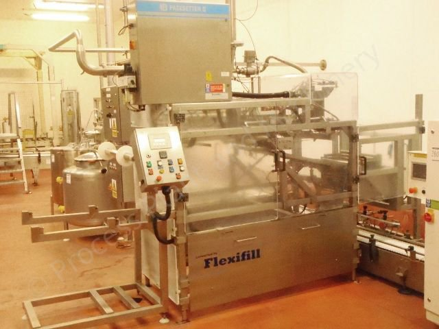 Flexifill Bag In Box Filling Machine Process Plant