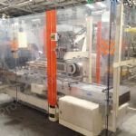 OPM Model ICBS400 Chocolate Bar Packing Robot Line
