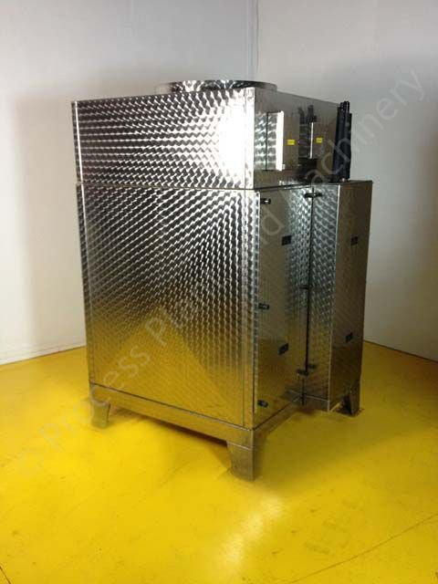 Coldstream stainless steel air conditioning unit ppm ltd