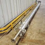 HRS U4(4) 6000-304/316L Stainless Steel Tubular Heat Exchanger