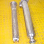 2 Inch Stainless Steel Single Tube Inline Filter