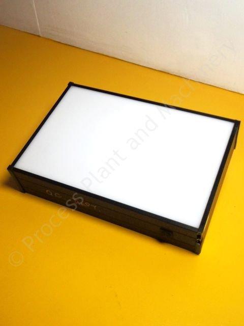 X Ray Negative Film Illuminator Viewer Light Box Portable