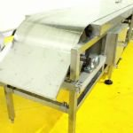 ~5m Stainless Steel Belt Conveyor