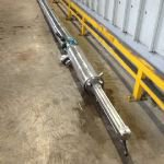 HRS Unicus Dynamic Scraped Surface Tubular Heat Exchanger