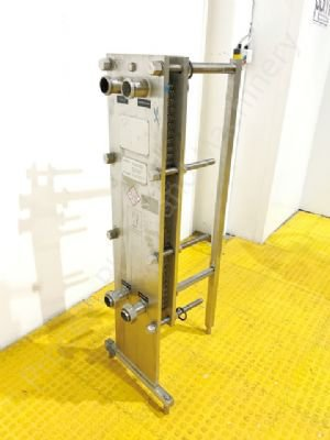 Fischer Type 18CF Stainless Steel Plate Heat Exchanger