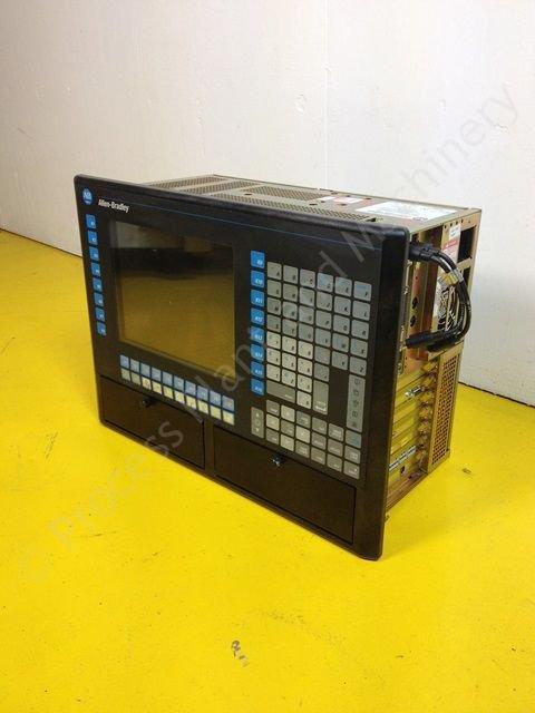 Allen Industries: Allen Bradley 6180-EIGEGFADFCZ Industrial Computer Panel