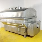 ~3Te Stainless Steel Jacketed Butter Trolley/Silo
