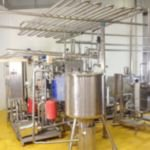 ~1,000kg/hr Stabilised Cream Pasteuriser Plant