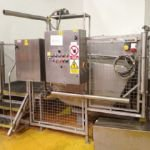 Vickers Z Blender Stainless Steel Butter Blending Plant