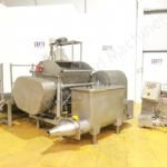 Worssam London Z-Type Stainless Steel Butter Blending Plant