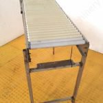 ~1100mm Stainless Steel Gravity Roller Conveyor