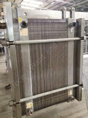 Fischer Storage Heaters >> Fischer Type 40PI Stainless Steel Plate Heat Exchanger ...