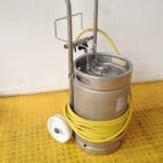 50 Ltr Stainless Steel Pressurised Spray System
