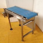 1.2m Stainless Steel Belt Conveyor
