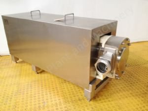 7.5kw 4 inch Stainless Steel Positive Lobe Pump