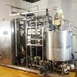 Trefa Continu Aerating Fat Cream Processing Line