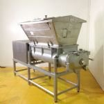 ~1Te/1,000kg Stainless Steel Butter Silo/Trolley