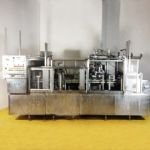 Trepko Continuous Butter Pot Filling Machine