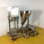 Silverson FLB-30LS Flahblend Mixer with Stepframe