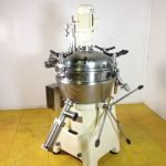 ~80 Ltr Stephan UMM/SK80 E-2 Jacketed Mixing Vessel