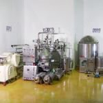 ~4,500 LPH Milk Pasteuriser Plant with Cream Pasteuriser
