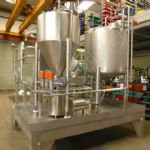 APV Powder Reconstitution/Mix Plant (Powder-Liquid Mix Plant) - Refurbished