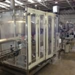 12-4 Bottle Filling line with Integrated Capper