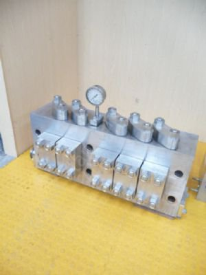 APV Gaulin MC120 2TPS Homogeniser Spare Head with Piston & Springs