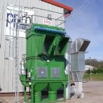 Twin Dust Extraction Unit Type CPB 72