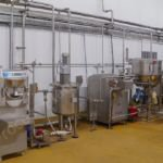 ~300 LPH Ice-Cream Processing Pilot Plant