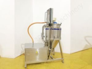 ~300 Ltr Fryma MZM/VK300 Jacketed Vacuum Process Vessel