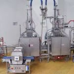 25kg Twin-Head Butter Bulk Packing/Filling Line