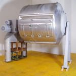 ~5Te Alfa Laval Stainless Steel Rotary Butter Churn