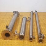 Stainless Steel Jacketed Pipework