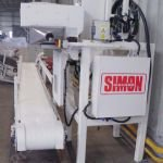 ~25kg Richard Simon Bag Filling Line with Stitcher
