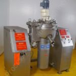 ~39 Ltr Wolff Type V-25 Jacketed Universal Vacuum Process Vessel