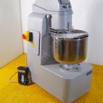 Escher M1-30 Stainless Steel Fixed Bowl Spiral Mixer