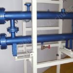 Aquatherm Steam/Water Non Storage Calorifier