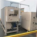 68kw York YCAA-B210LN Air Cooled Liquid Chiller Unit