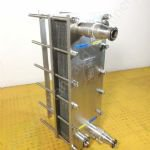 Swep Model GX 18 NT 45 Stainless Steel Heat Exchanger